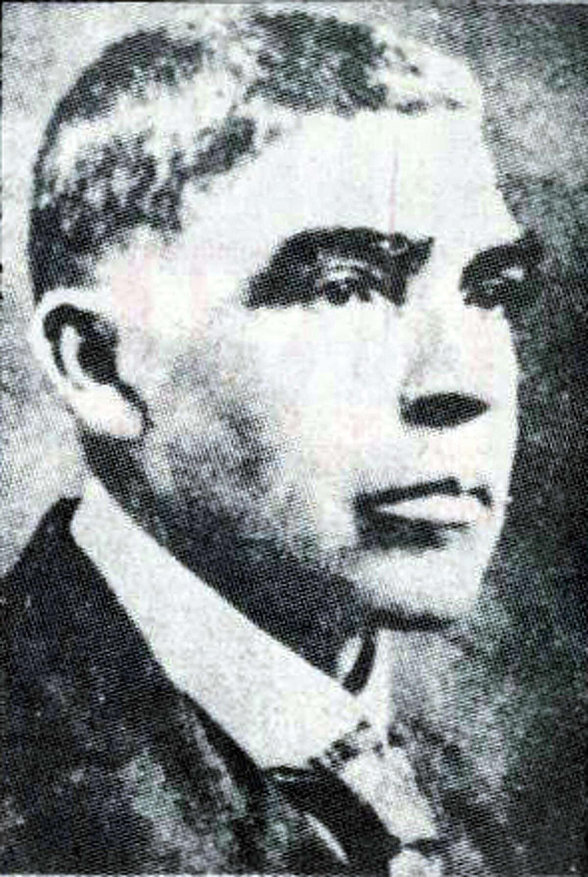 T.J. Charlton was the first principal of Charlton-Pollard High School. (Enterprise file photo)