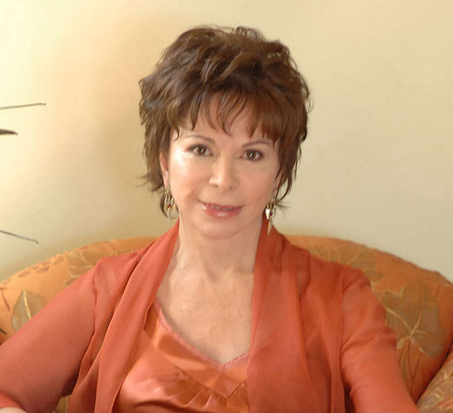 Author Isabel Allende COURTESY PHOTO
