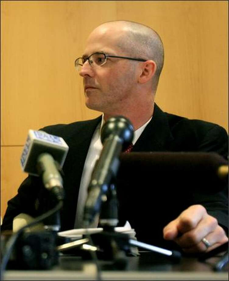 Attorney Harry Korrell, who represented Seattle parents in a race-based lawsuit, aims to recover his pro bono legal costs. Photo: Dan DeLong/Seattle Post-Intelligencer