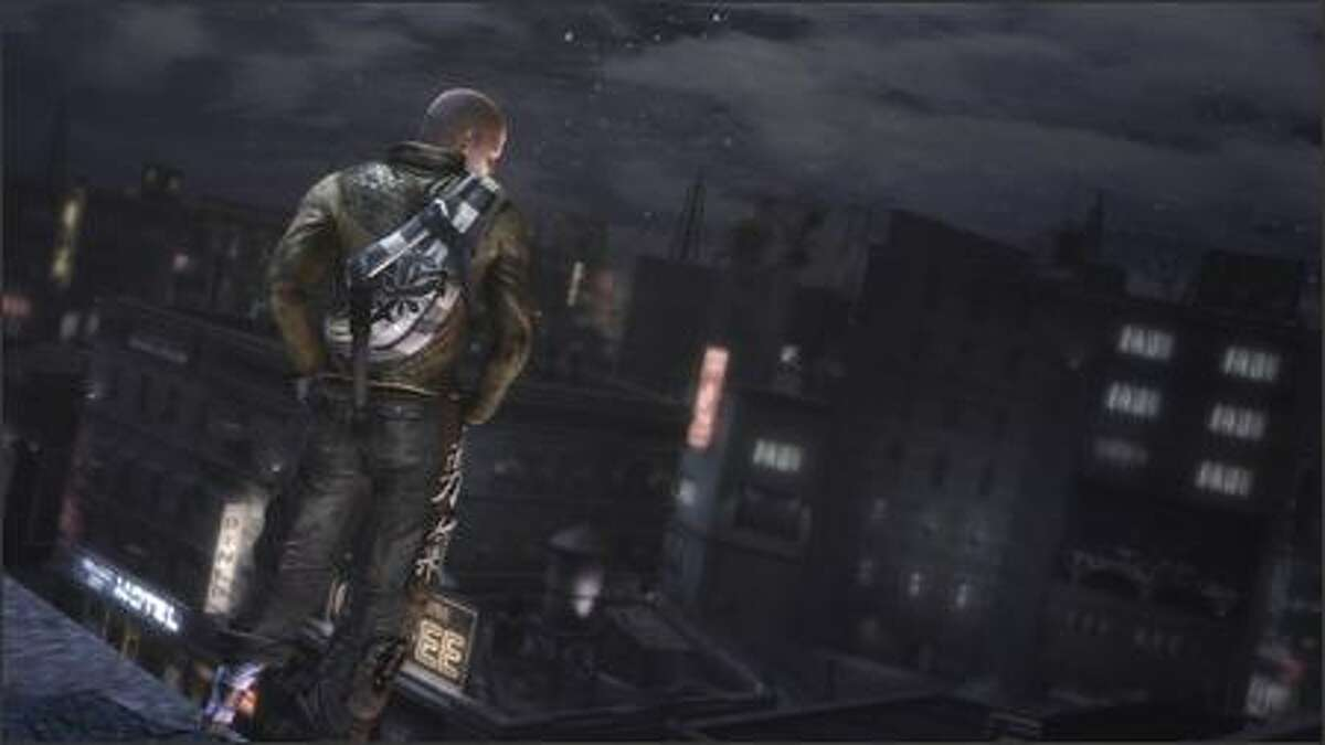 Bellevue-based developer Sucker Punch Productions is working on a new game for the PS3.