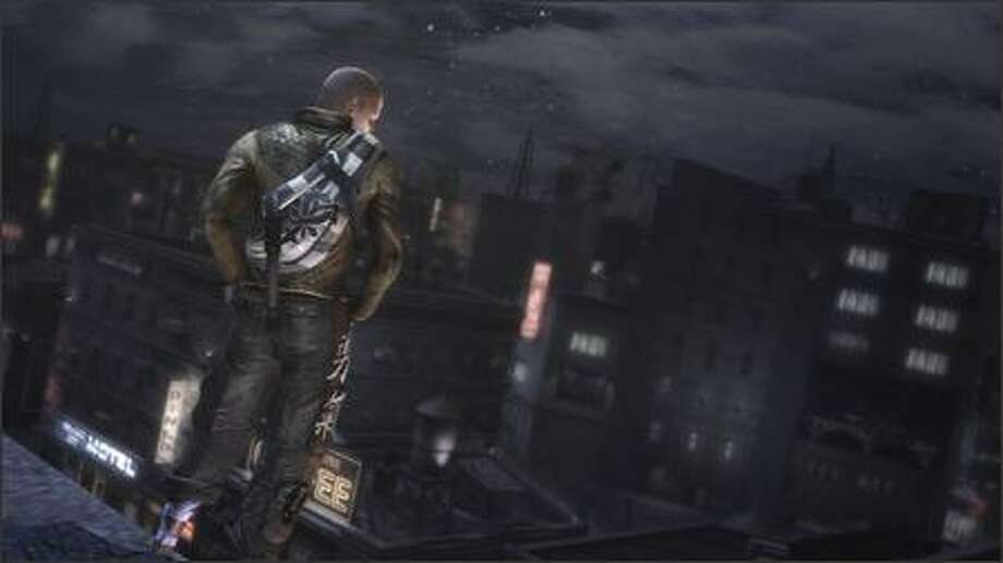 Bellevue-based developer Sucker Punch Productions is working on a new game for the PS3. Photo: /