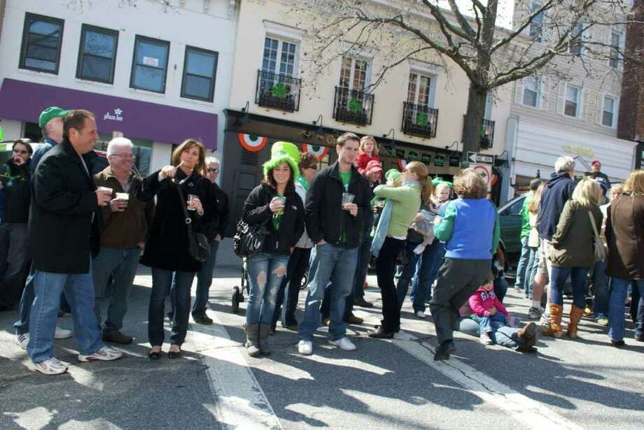Saint Patrick's Day, Greenwich, Connecticut, 2011 Photo: Photos:  John Ferris Robben