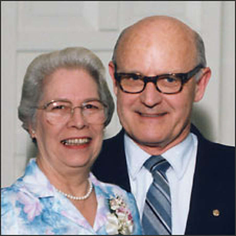 Bill and Gladys Williams Photo: Courtesy Of Williams Family