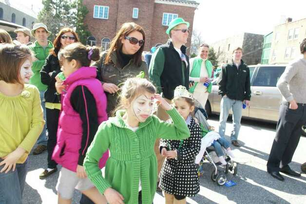 Saint Patrick's Day Parade, Greenwich, Connecticut, 2011 Photo: Photos:  John Ferris Robben