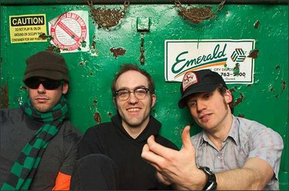 Members of The Ruby Doe Photo: /