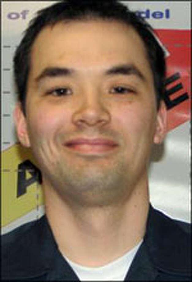 Michael Kelley Photo: Washington State Criminal Justice Training Commission