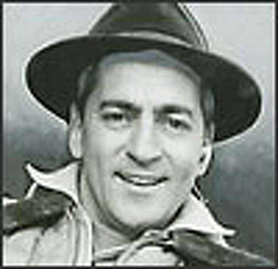 Buzz Fiorini in 1955. His private school, started in 1947, continues today.