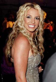 Britney Spears is seen at the 2008 MTV Video Music Awards held at Paramount Pictures Studio Lot on Sunday, Sept. 7, 2008, in Los Angeles. Photo: Matt Sayles, AP / AP