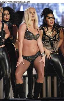 Britney Spears at the 2007 MTV Video Music Awards. Photo: BUSINESS WIRE / eBay Inc.
