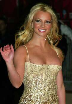 **FILE** Britney Spears arrives at the Cannes festival palace, to take part in an awards ceremony, Jan. 24, 2004, in Cannes, southern France. Photo: LIONEL CIRONNEAU, AP / AP