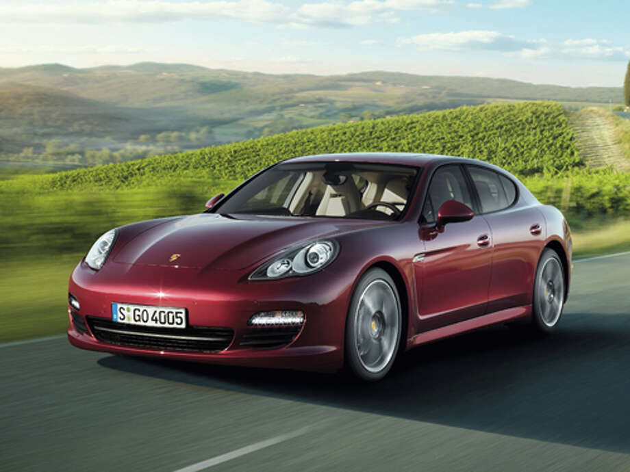 2011 Porsche Panamera 4  (photo courtesy Porsche)