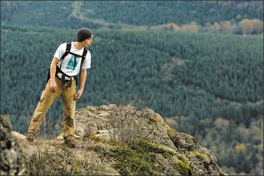 The Green Light: Rattlesnake Mountain Trail will one day