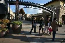 """Northgate Mall's new 100,000-square-foot """"lifestyle addition"""" includes 10 new stores and two plaza entrances, such as the west entrance."""