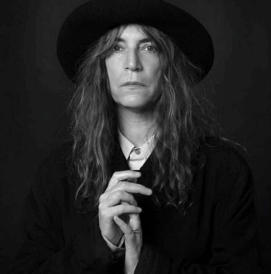 Rock singer, poet and writer Patti Smith will receive the 13th annual Westport Public Library Award at the library on May 19. Photo: Contributed Photo/Edward Mapplethorpe / Westport News contributed