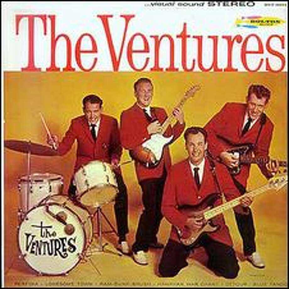 """The Ventures"" LP was released in 1961. Photo: /"