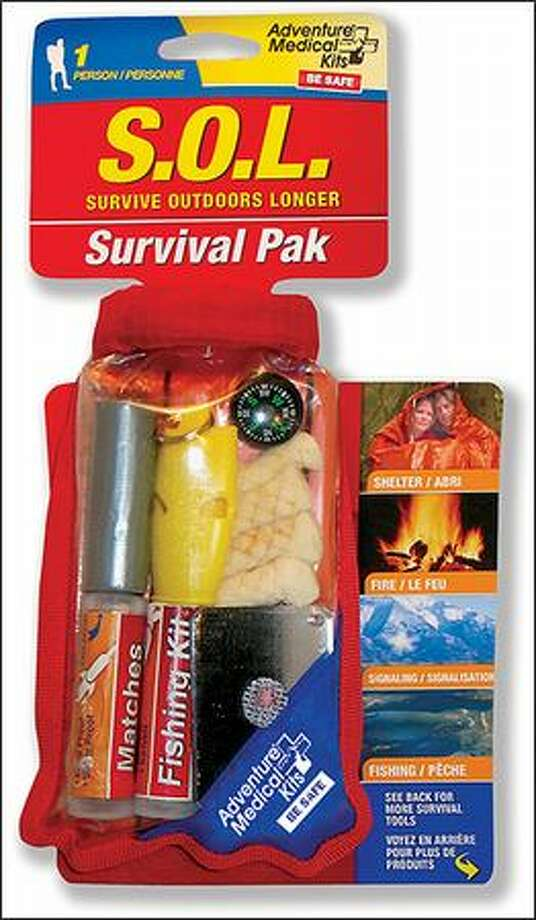 Adventure Medical Kits S.O.L. Survival Pak Photo: /