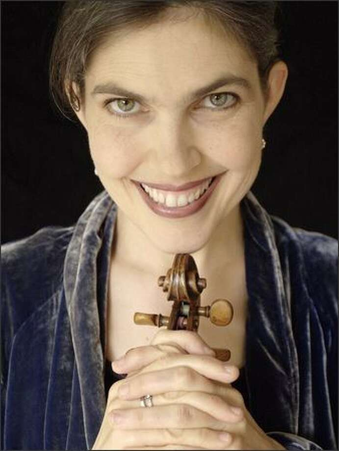 """Ingrid Matthews, artistic director of Seattle Baroque Orchestra, says, """"Although the term is overused, the 'Messiah' is a masterpiece. I have no reservations saying that."""" Photo: /"""