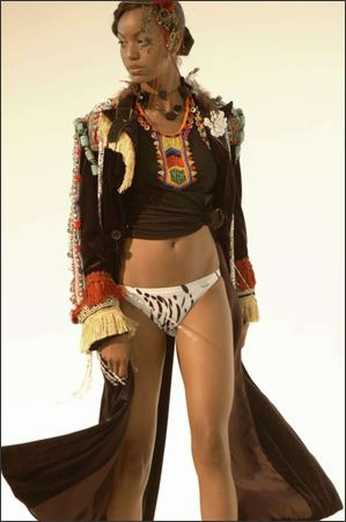 Atetegeb Tesfaye Worku, Miss Ethiopia.