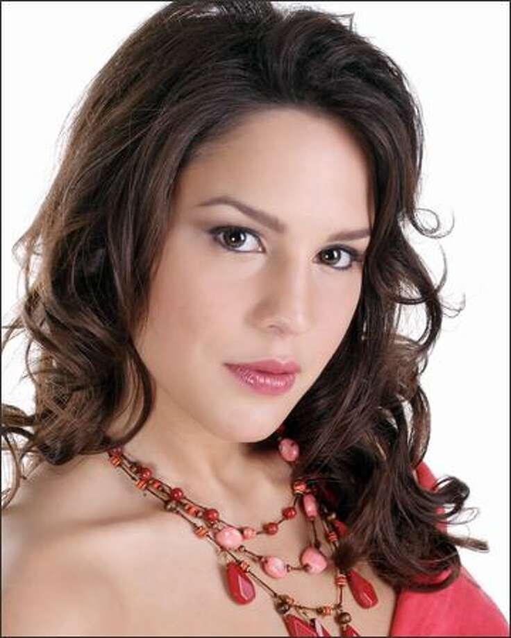 Miss Alaska, Cari Makanani Villareal Leyva Photo: Miss America Organization