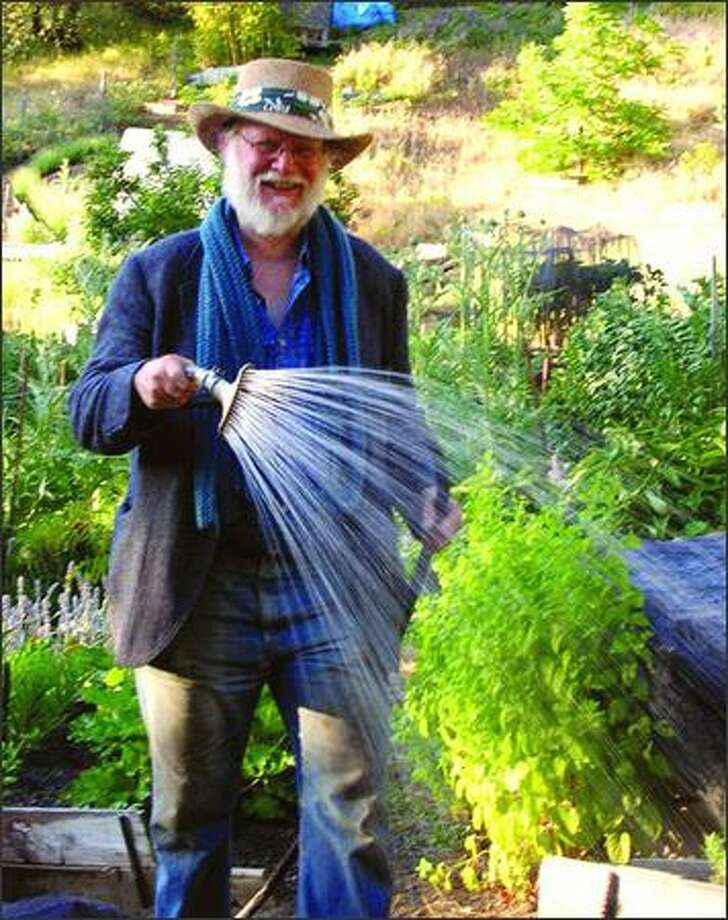 John Jeavons is considered a leading expert on the bio-intensive method of sustainable small-scale food production. Photo: /