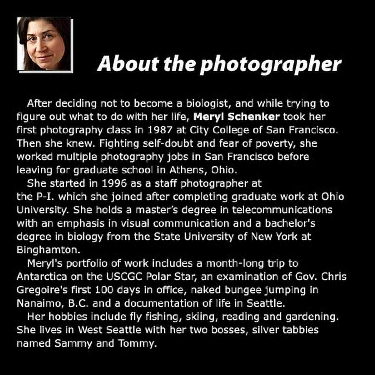 E-mail Meryl Schenker