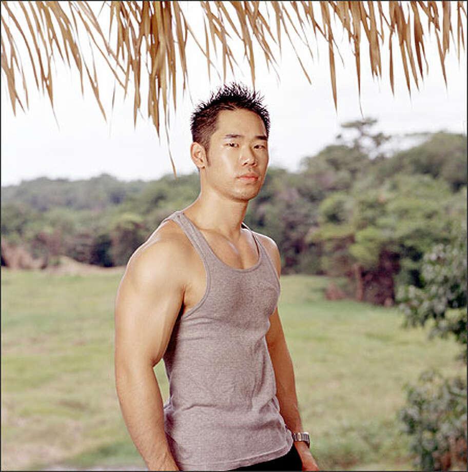 Daniel Lue: tax accountant, 27 years old. Photo: CBS
