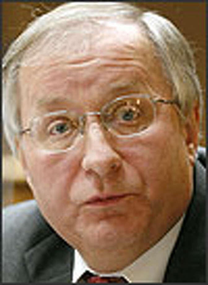 Speaker Frank Chopp wants to widen sales tax deferrals.