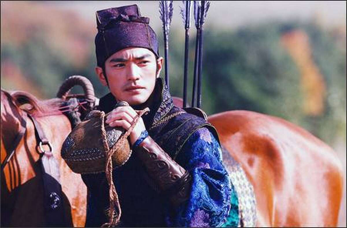 One of the most sought-after male leads in Asia, half-Taiwanese, half-Japanese Takeshi Kaneshiro (Jin) began his rise to stardom at age 15 when he was recruited to be a Taiwanese pop idol. A string of successful music hits followed. He made his film debut in 1993.