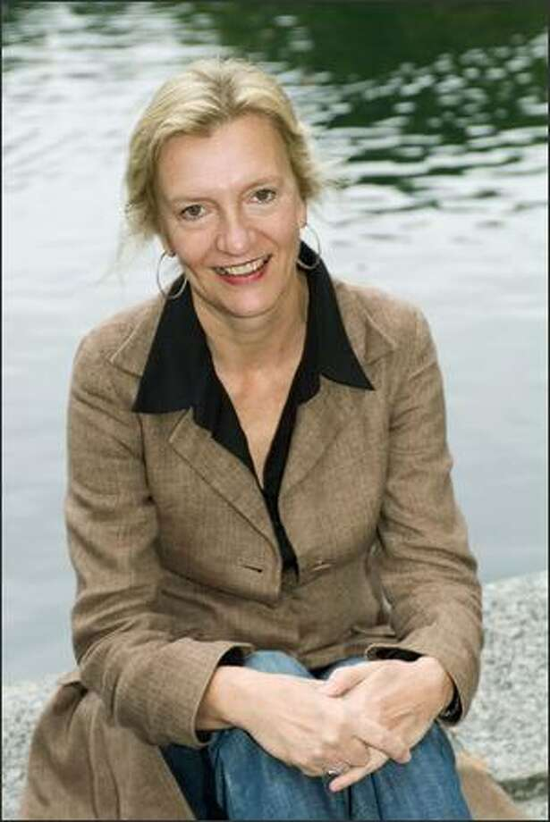 "Author Elizabeth Strout will discuss her third book, ""Olive Kitteridge,"" a collection of short stories, on Tuesday at Third Place Books in Lake Forest Park. Photo: /"