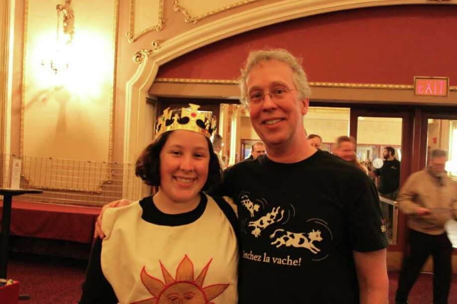 Were you seen at The Palace Theatre showing of Monty Python and the Holy Grail? Photo: Molly Eadie