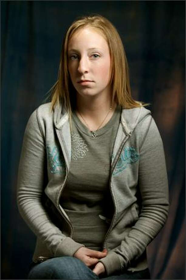 On Friday, Sabrina Rasmussen will confront the man who kidnapped and raped her. Photo: Karen Ducey/Seattle Post-Intelligencer