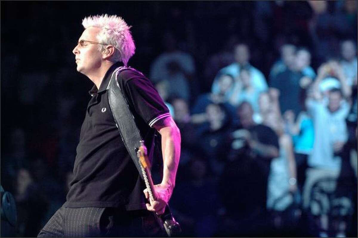 A diagnosis of Crohn's disease changed Mike McCready's life. Now he wants to help others struggling to cope. The guitarist said he hopes the concert will become an annual event.