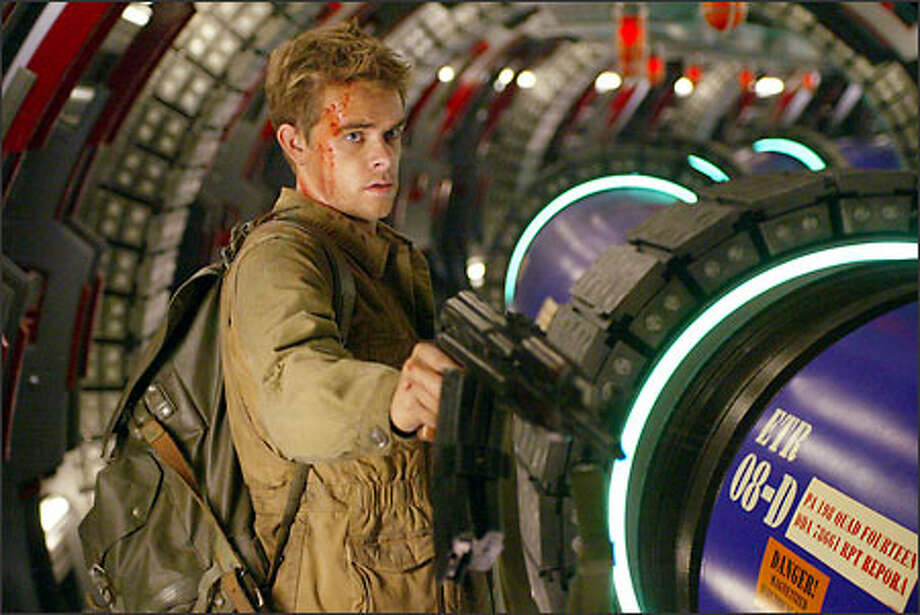 "John Connor (Nick Stahl) has spent the past 10 years living ""off the grid"" -- no identification, no home, staying out of sight -- fearing a future he's not entirely sure he managed to avert. Photo: Warner Brothers"