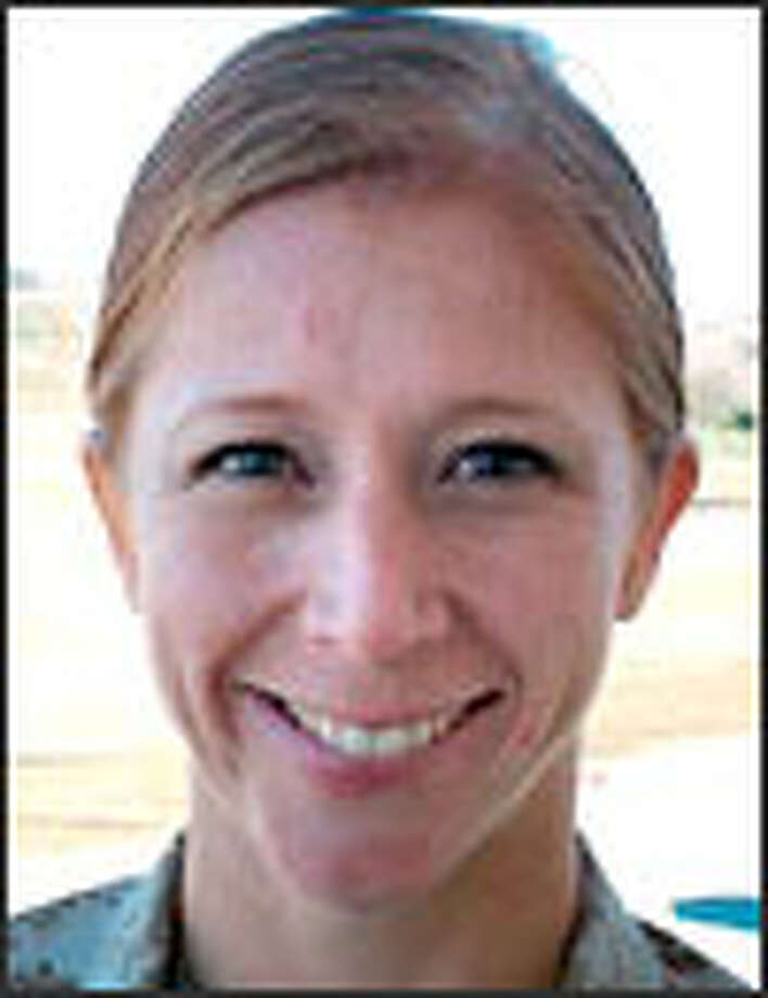 Maj. Megan McClung, a public affairs officer in Iraq, was killed in December '06.