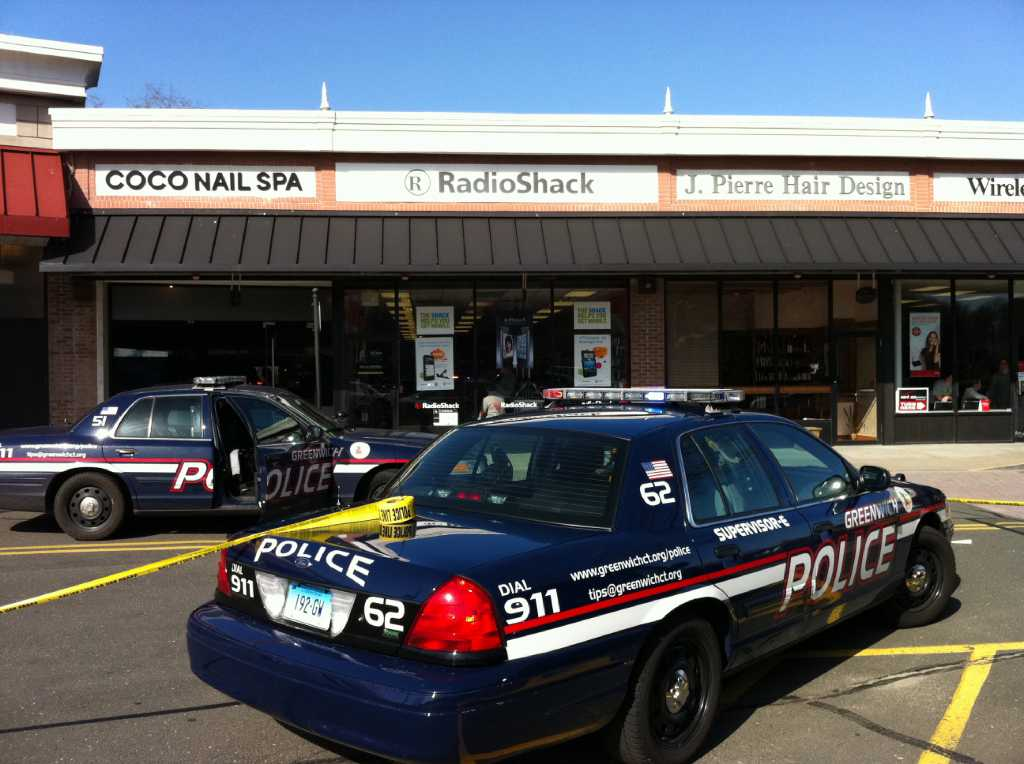 Police riverside radioshack robbery solved connecticut post for Swanson s fish market