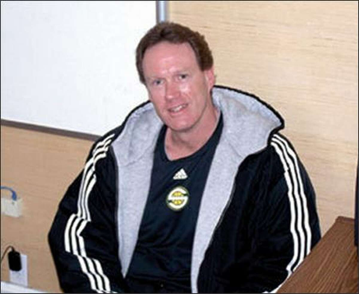 Ronnie Craven.