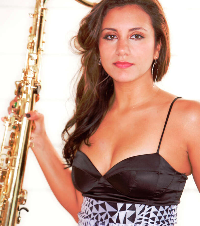 Tenor saxophonist Jessy J will play a concert at The Shops at La Cantera on Saturday. COURTESY LORI STOLL