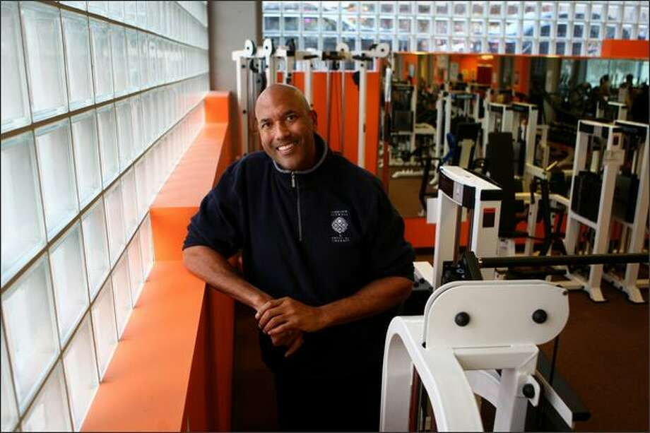 James Donaldson lives in Magnolia and operates area fitness centers. Photo: Joshua Trujillo/Seattle Post-Intelligencer