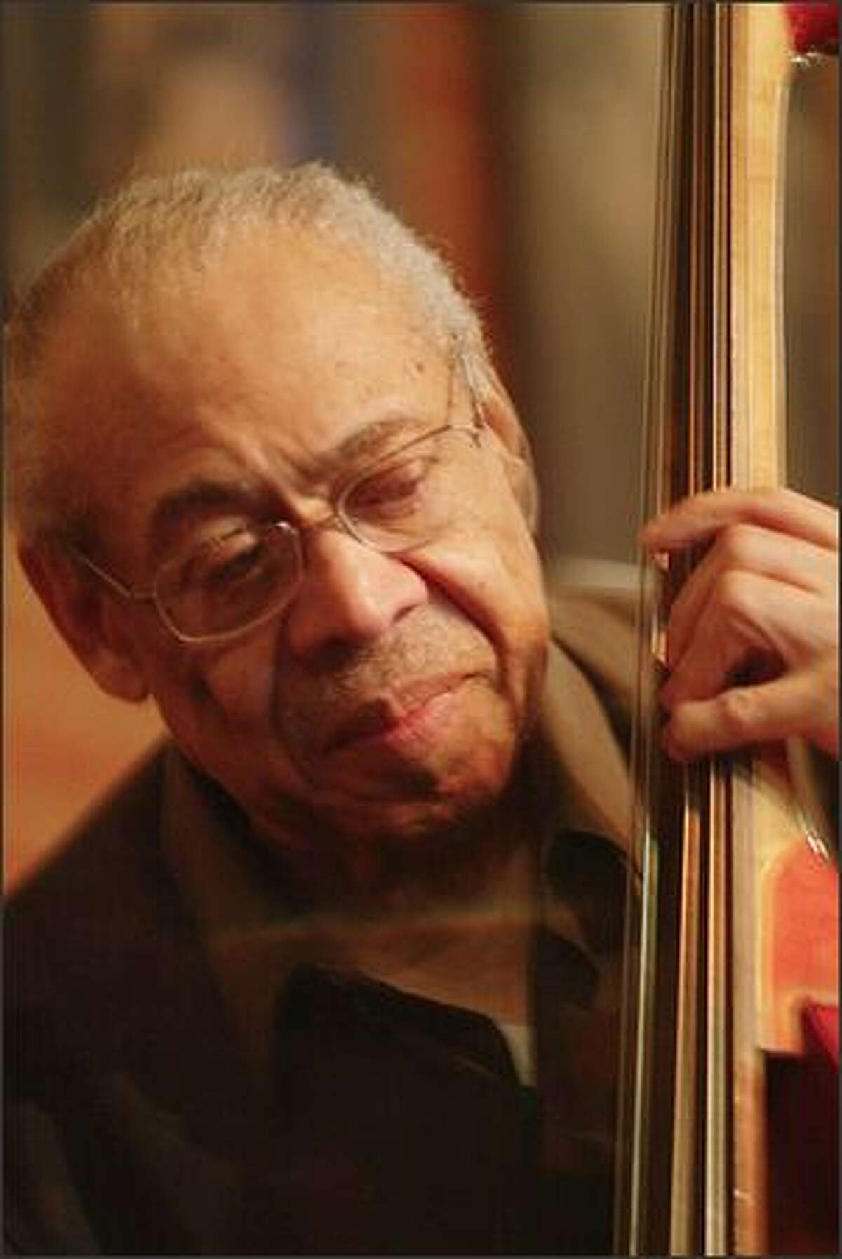 Buddy Catlett has traveled the world with outstanding musicians such as Count Basie, but at 75 calls Seattle home again.