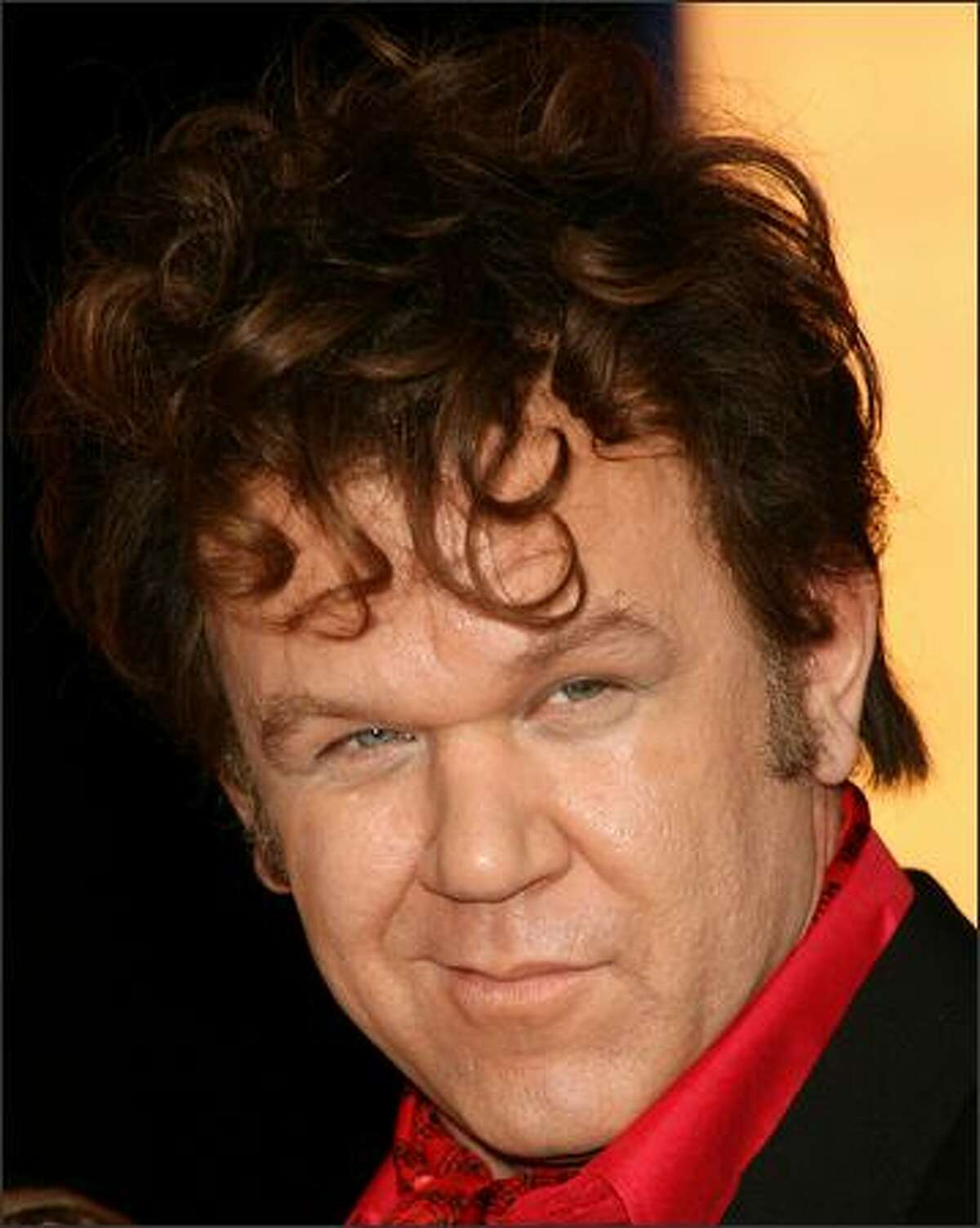 Actor John C. Reilly attends the