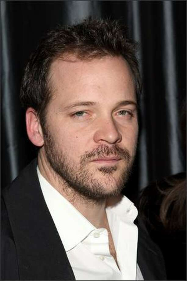 Actor Peter Sarsgaard attends the 2007 New York Film Critic's Circle Awards at Spotlight in New York City. Photo: Getty Images