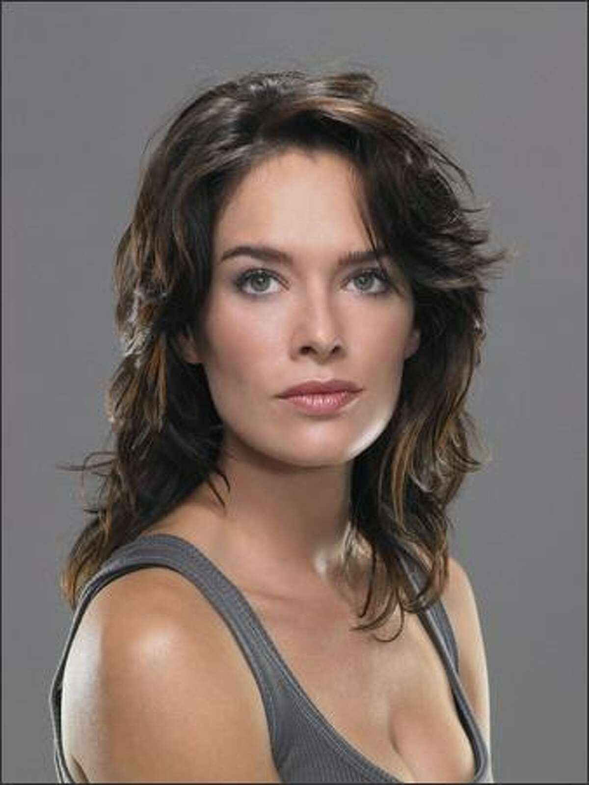 Sarah Connor (Lena Headey) finds herself in a dangerous and complicated new world in the new drama