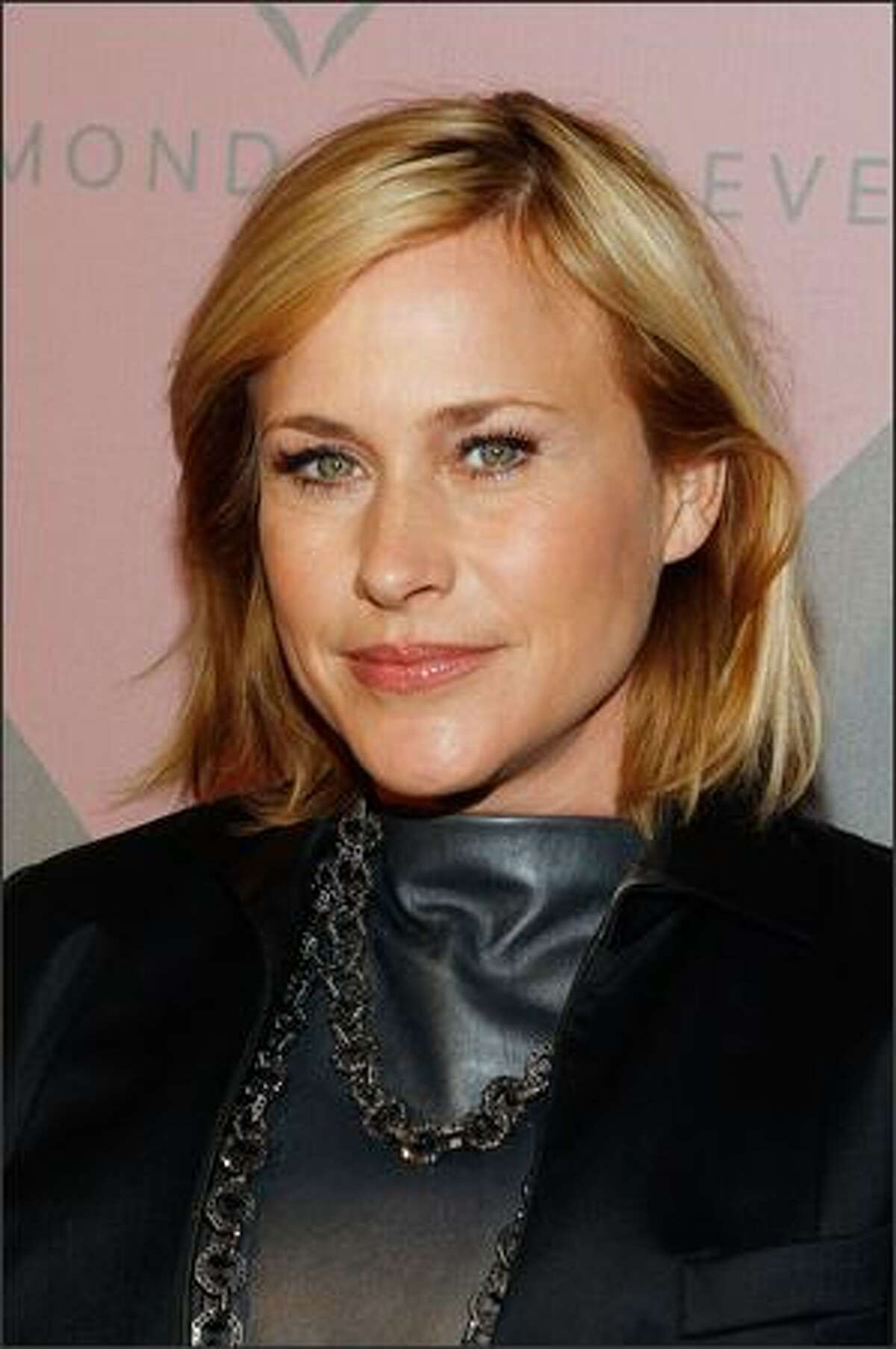 Actress Patricia Arquette attends.
