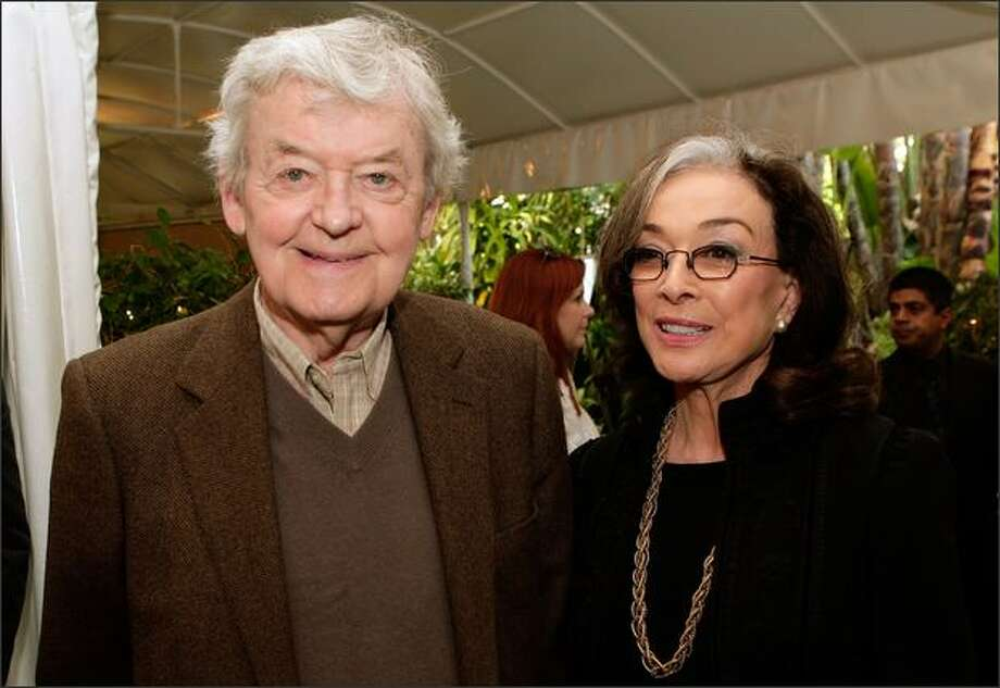 Hal Holbrook and Dixie CarterActor Hal Holbrook and wife, the late actress Dixie Carter, shared the screen and stage several times throughout their long careers. Most notably, the pair played late-in-life boyfriend and girlfriend on the TV show 'Designing Women' back in the 1980s and 1990s. Photo: Getty Images