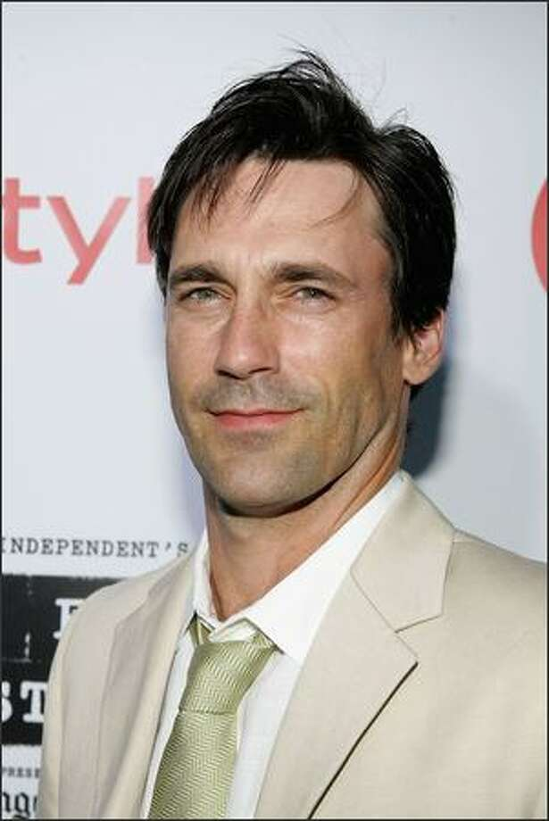 Or John Hamm? Photo: Getty Images