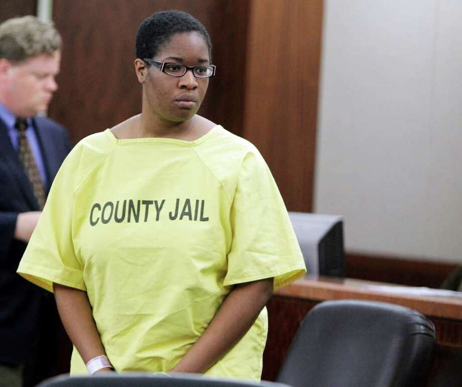 Former day care operator Jessica Tata has been charged in the deaths of four toddlers who died in a fire that erupted at her day care while she was away at a store. Photo: Pat Sullivan/Associated Press