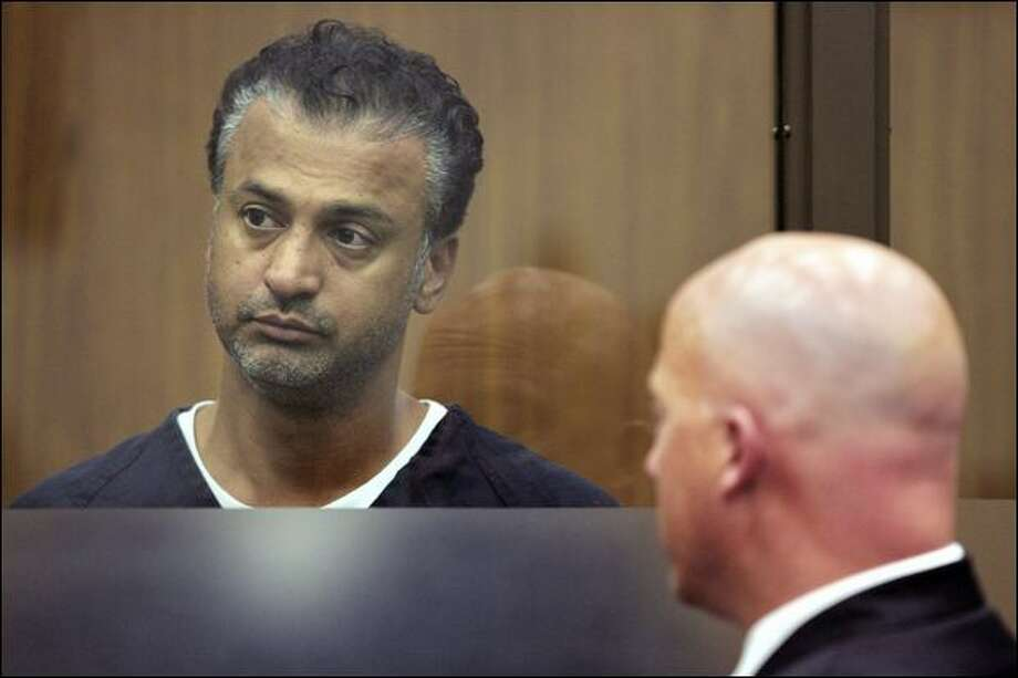 Shelley Malil, 43, was ordered held on $10 million bond after entering a not-guilty plea. Photo: Associated Press