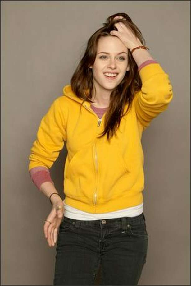 """Stewart was just 18 when """"Twilight"""" made her a superstar. (Getty Images) Photo: Getty Images"""