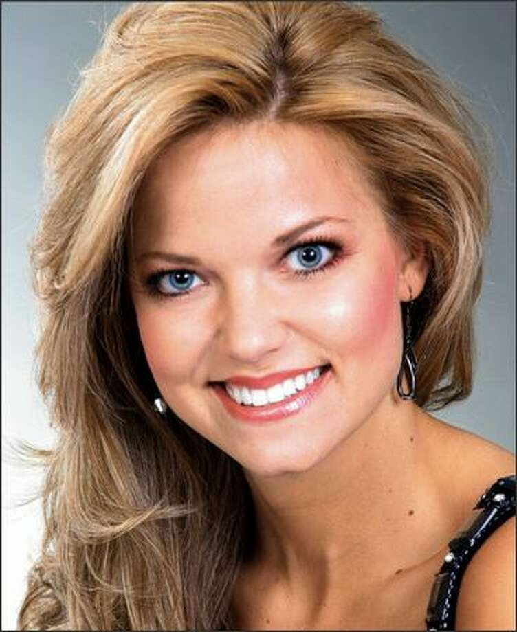 Miss Nebraska, <b>Ashley Bauer</b> Photo: Miss America Organization - 920x920