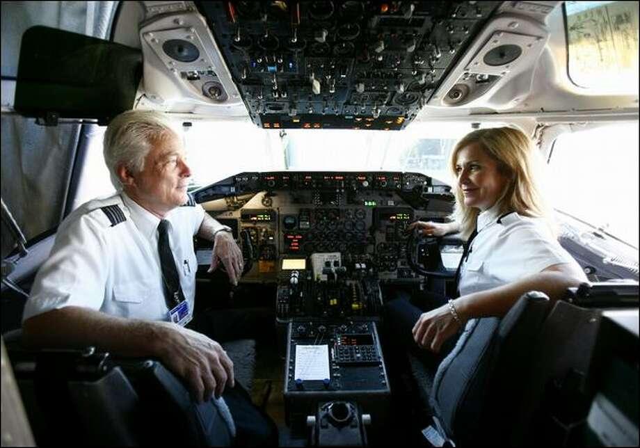 04c9f6f6aae Aerospace Notebook  Father-daughter duo s farewell flight ...